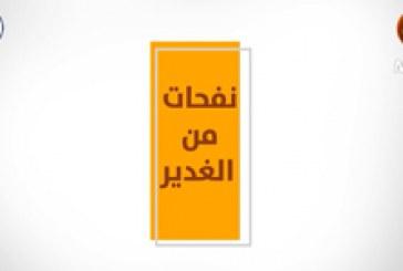نفحات من الغدير ح٦ (التصدق بالخاتم – ج٢)