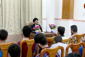 محطات عقائدية (٨) – محاضرات في العقائد مع سماحة السيد حسين الحكيم