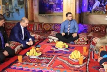 برنامج أمسية رمضانية ح٣ – ( التكنولوجيا الحديثة وعلاقتها بالسعادة الأسرية )