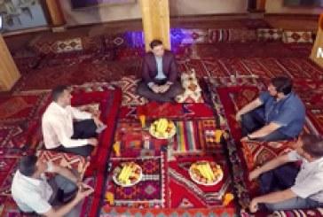 برنامج أمسية (رمضانية) ح٥ – عنوان الحلقة: (الضيف في شهر رمضان المبارك)