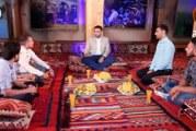 برنامج أمسية رمضانية ح٦   ( القراءة والمطالعة وعلاقتهما بالإنترنت )