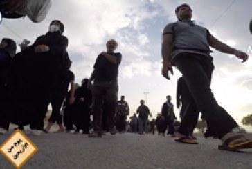 البرنامج الوثائقي (يوم من الأربعين)  وثائقي خاص عن زيارة الأربعين والمواكب الحسينية ومسير الزائرين