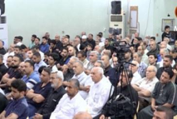 محاضرات رمضانية ١٤٣٩هـ (١٩) || الشيخ محمد كنعان – مسجد آل ياسين – الكاظمية المقدسة – بغداد