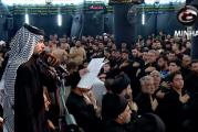 مجلس عزاء مسجد الهندي ١٤٤٠ هـ – النجف الأشرف || الليلة التاسعة ( اللطم ) – الرادود محمد الكرعاوي