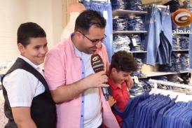 برنامج : مبادرة (١٤) || جولة مع أطفال الشهداء – ( بالتعاون مع مؤسسة اليتيم الخيرية )