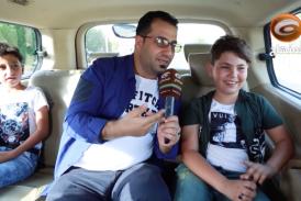جولة مع أبناء الشهداء – ( بالتعاون مع مؤسسة اليتيم الخيرية ) || برنامج : مبادرة (١٧)